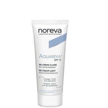 Noreva Aquareva SPF15 BB Cream Light 40ml Renksiz